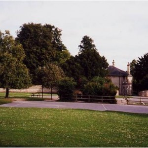 Previous parkland