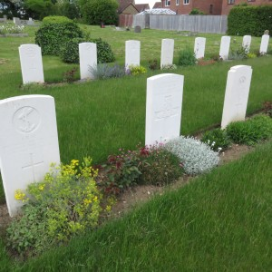 War Graves May 2015