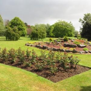 Garden at the Crematorium