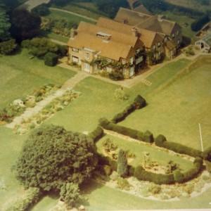 Aerial view c1965