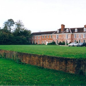 Yateley Hall Ha-ha 2000