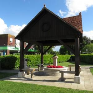 Stubbington War Memorial Garden May 2015