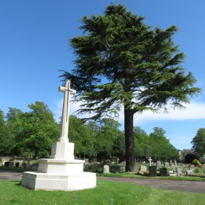 The War Memorial Cross