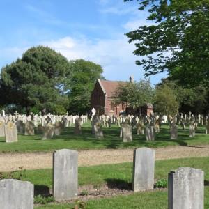 Haslar Royal Naval Cemetery 2