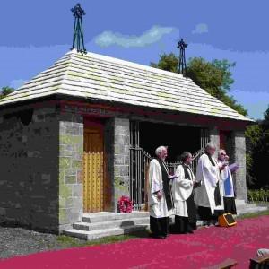 Rededication of the Shrine