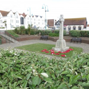 Memorial Garden May 2015